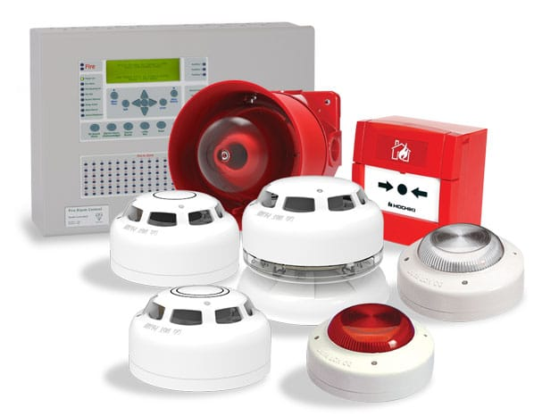 SIGNALING SYSTEMS AND INSTALLATIONS, ALARM AND ALERT IN CASE OF FIRE