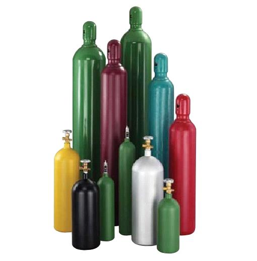 CO2 AND OTHER GAS CYLINDERS